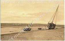 Norfolk Brancaster Staithe Harbour Old Photo Print - Size Select - England, UK