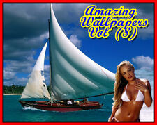 1001 Amazing Wallpapers Vol.8 (Photo CD) HQ WallPapers WoW