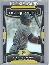 STARLING MARTE 2012 Bowman Platinum TOP PROSPECTS RC REFRACTOR #TP-SME Pirates
