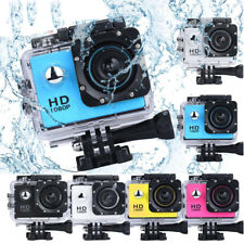 USPS Waterproof 12MP 1080P Full HD DV Sports Recorder Action Camera Camcorder
