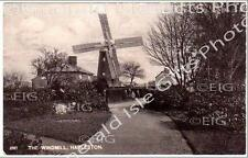 Norfolk Harleston The Windmill Old Photo Print - Size Selectable - England, UK