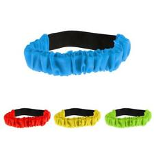 Relay Race Game - Elastic Tie Rope for 3-Legged Race Game - Blue / Red