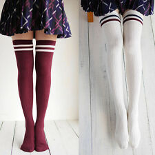 Over  Knee Socks High Stockings Compression Stockings Cylinder College Wind