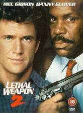 Lethal Weapon 2 - DVD - Region 2 - Brand New/Sealed