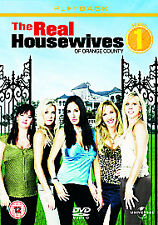 The Real Housewives Of Orange County - Series 1 - Complete (DVD, 2007, 2-Disc S…
