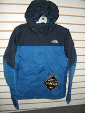 THE NORTH FACE MENS MOUNTAIN LIGHT GORE-TEX TRICLIMATE JACKET-CLB0-M BLUE- S,M,L
