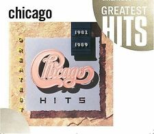 59 Cent CD Sale - Greatest Hits 1982-1989 by Chicago (CD, Dec-2004, Rhino)