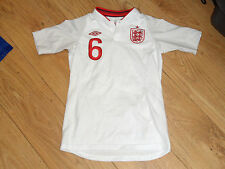 ENGLAND SHIRTS 2012-13 LARGE BOYS EXCELLENT CONDITION