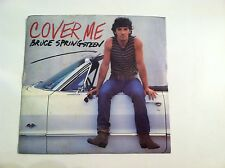 BRUCE SPRINGSTEEN - COVER ME-  (45 RPM (PLUS) PIC SLEEVE)   NEW  MINT