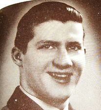 """GEORGE STEINBRENNER CULVER MILITARY ACADEMY YEARBOOK SR YR for NY YANKEES """"BOSS"""""""