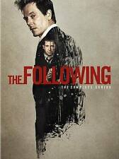 The Following: The Complete Series Box Set - Seasons 1-3 (DVD, 2015)