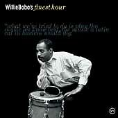 WILLIE BOBO'S FINEST HOUR - BEST OF CD, ALL LIKE NEW, SEE TRACKLIST