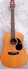 Jasmine by Takamine S35 Right-Handed 6-String Dreadnought Acoustic Guitar w/SSHC