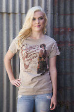 Original Cowgirl Clothing Vintage Cowgirl Brown Short Sleeve Shirt Sizes S-3XL