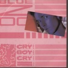 """BLUE ZOO Cry Boy Cry 7"""" VINYL UK Magnet 1982 B/W Off To Market Dub (Mag234) Pic"""