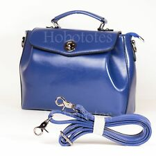 FREE GIFT Real LEATHER Shoulder bag handbag Satchel messenger purse Crossbody