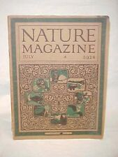 Nature Magazine Nature Magazine, July 1924, Vol. 4, ...