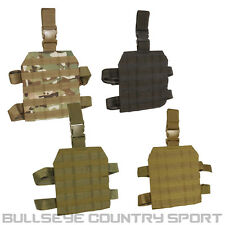 Viper Tactical Elite Drop Leg Platform Panel Molle Modular Airsoft Army Style