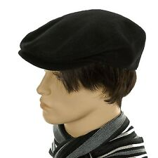 Chaps Men Wool Blend Newsboy Ivy Hat Cabbie Cap