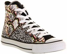 Converse Womens Multi Color Decor Hi Trainers Sport Shoes Sneakers All Sizes~