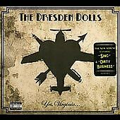 THE DRESDEN DOLLS CD YES VIRGINIA BRAND NEW SEALED