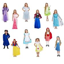 World Book Day Week Girls Fancy Dress Costume Outfit Dressing Up Party NEW
