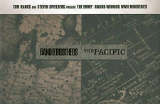 NEW! SEALED! Band of Brothers/The Pacific DVD 13-Disc Set Special Edition 2011