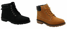 NEW MENS CASUAL LACE UP LIGHT HIKING WALKING TRAIL WORK ANKLE BOOTS SHOES UK6-12