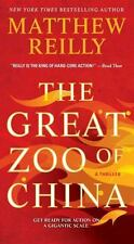 The Great Zoo of China by Matthew Reilly  Paperback Book (English) Free Shipping