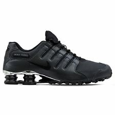 Nike Shox NZ Premium Antracite Mens Trainers
