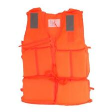 Kids Adult Safety Kayaking Rafting Buoyancy Life Jackets Vest PFD + Whistle S-XL