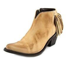 Old Gringo Latika II Women  Pointed Toe Suede Tan Ankle Boot