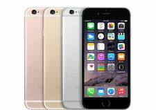 Apple iPhone 6s Plus 16GB Unlocked 4G LTE Gray Silver Rose Gold Excellent A+