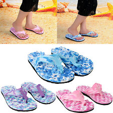 Women Summer Beach Slippers Flip Flops Shoes Sandals Slipper Indoor Outdoor