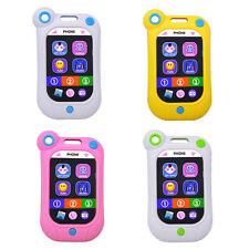 Kids Phone Baby Educational Simulation Music Mobile Toy Phone Baby Toy Phone OZ