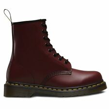 Dr.Martens 1460 8 Eyelet Smooth Cherry Mens Boots