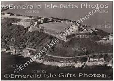 Cornwall Falmouth Pendennis Castle Aerial View Old Photo Print - England