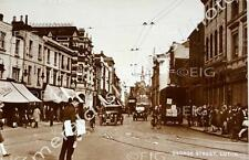 Bedfordshire Luton George Street vintage Old Photo Print - Size Select - England