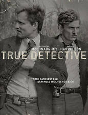 True Detective: The Complete First Season DVD 2014 3-Disc Set NEW - McConaughey