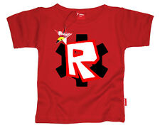 Roblox Boys Kids Childrens Girls Gaming T-Shirt