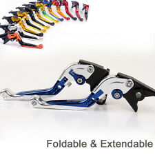 Folding Extendable Brake Clutch Levers For BMW K1200S (2004-2008) 07 06 05