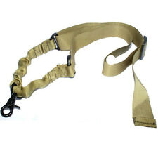 Military Rifle Single Point Strap Adjustable Tactical Sling