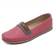 Women Girl Comfort Loafer Flats Casual Walking Shoes Fit for Autunm Spring