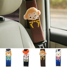 Cute Cartoon Stroller Car Seat Belts Shoulder Pads Belts Baby Child Safety Belts