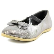 Carter's Betty 2 Toddler  Round Toe Synthetic Silver Mary Janes NWOB