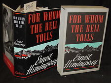 Hemingway, Ernest For Whom The Bell Tolls 1940