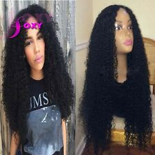 150% Density Lace Front Wig Kinky Curly Full Lace Wig Human Hair For Black Women
