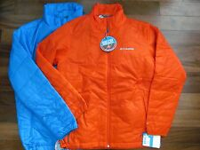 NWT Mens COLUMBIA OMNI-HEAT JACKET Crested Butte, Blue or Orange M, L, XL, XXL