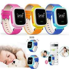 Q60 Smart Watch Kids Interphone GPS Location Tracker SOS Call for iPhone Samsung