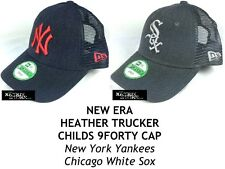 NEW ERA HEATHER TRUCKER 9FORTY ADJUSTABLE CHILDS CAP - YANKEES/WHITE SOX